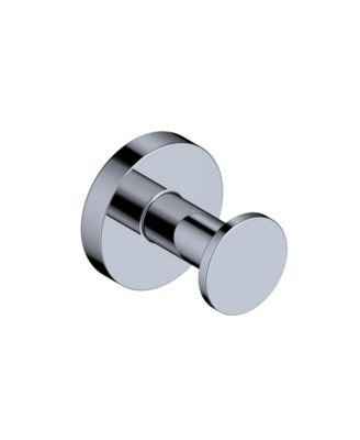 Norm Single Bathroom Hook in Polished Chrome