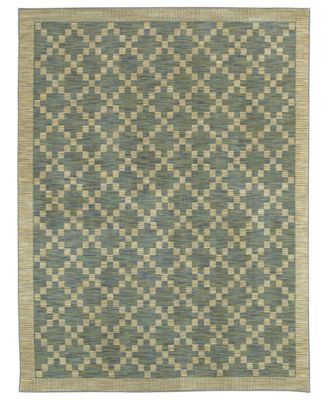 Shaw Living Rugs, American Abstracts 16400 Augusta Blue