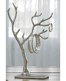 KINDWER Multi Branch Tree of Life Jewelry Holder