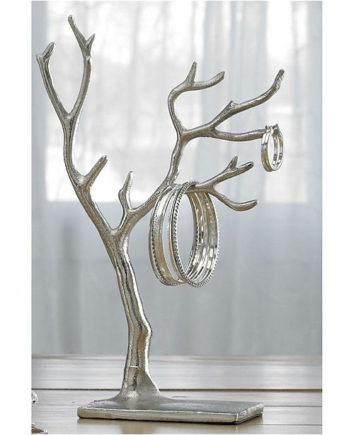 St Croix Kindwer Multi Branch Tree Of Life Jewelry Holder Reviews Home Macy S
