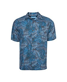 Men's  Classic Camp Short Sleeve Island Shirt
