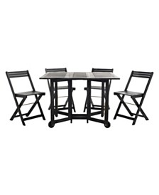Arvin Dining Set, Quick Ship