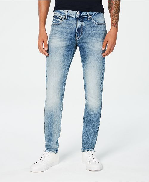 Calvin Klein Jeans Men's Skinny-Fit Stretch Jeans