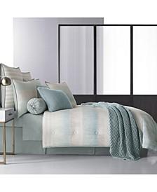 Oscar|Oliver Vince Aqua King Comforter Set