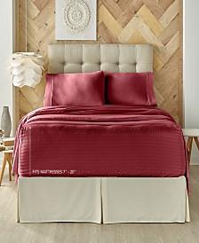 J. Queen New York Royal Fit 300 TC Cotton-blend California King Sheet Set
