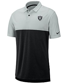 Nike Men's Oakland Raiders Early Season Polo