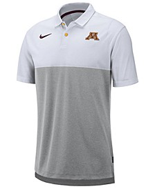 Men's Minnesota Golden Gophers Dri-Fit Colorblock Breathe Polo