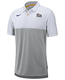 Men's Pittsburgh Panthers Dri-Fit Colorblock Breathe Polo