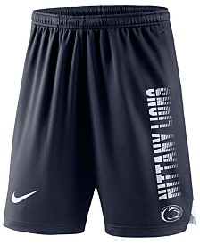 Nike Men's Penn State Nittany Lions Breathe Knit Shorts