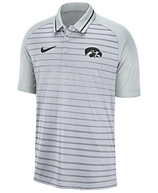 Men's Iowa Hawkeyes Stripe Polo