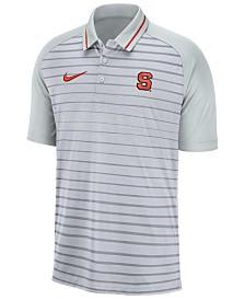 Nike Men's Syracuse Orange Stripe Polo