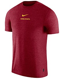 Men's Iowa State Cyclones Dri-FIT Coaches Top