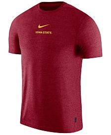Nike Men's Iowa State Cyclones Dri-FIT Coaches Top