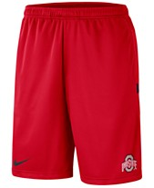 brand new f668a 202c3 Nike Men s Ohio State Buckeyes Dri-FIT Coaches Shorts