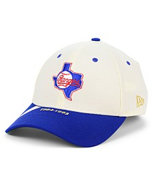 New Era Texas Rangers Timeline Collection 39THIRTY Stretch Fitted Cap