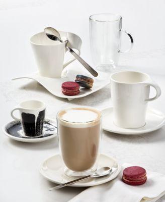 Coffee Passion Awake Dessert Plate Set of 2