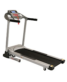 Sunny Health and Fitness Treadmill With Auto Incline