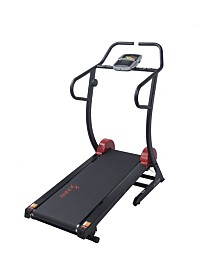 Sunny Health and Fitness Magnetic Training Treadmill