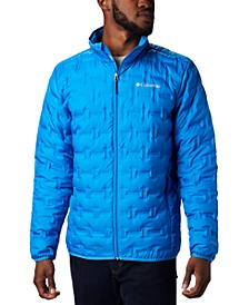 Men's Delta Ridge Quilted Down Jacket