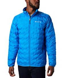 Columbia Men's Delta Ridge Quilted Down Jacket