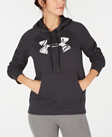 Under Armour Rival Logo Fleece Hoodie