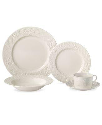 Dinnerware, English Countryside 5 Piece Place Setting