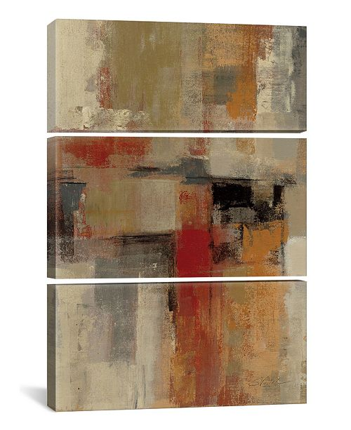 """iCanvas Intersection Crop I by Silvia Vassileva Gallery-Wrapped Canvas Print - 60"""" x 40"""" x 1.5"""""""