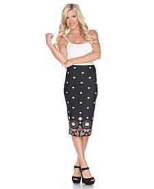 Amber Pencil Skirt