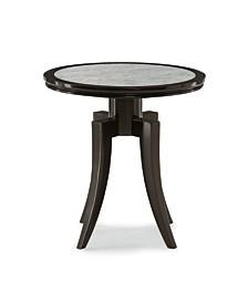 Dubois Round End Table