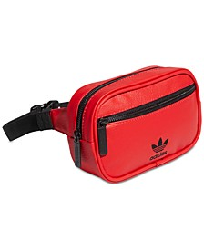Faux-Leather Waist Pack