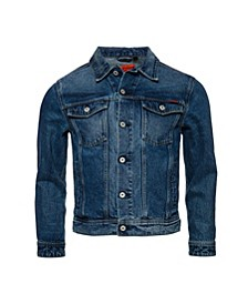 Highwayman Trucker Denim Jacket