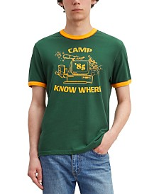Levi's® Stranger Things Men's Camp Know Where Graphic T-Shirt