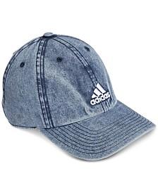 adidas Saturday Plus Cotton Denim Hat