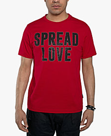 Sean John Men's Spread Love T-Shirt