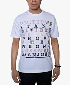 Sean John Men's United We Stand T-Shirt