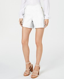 I.N.C. Bengaline Shorts, Created for Macy's