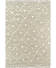 "Erin Gates Thompson Tho-3 Appleton Sage 5' x 7'6"" Area Rug"