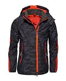 Men's Technical Camo Sd-Windsprinter Jacket