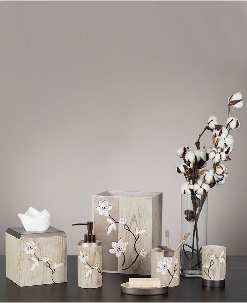 Croscill Magnolia Floral Bath Collection