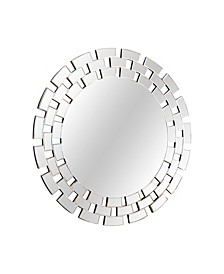 Creo Round Wall Mirror