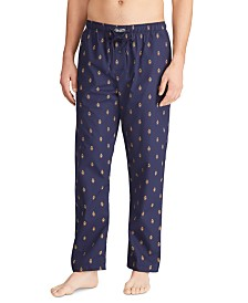 Polo Ralph Lauren Men's Woven Pajama Pants