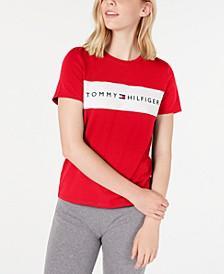 Colorblocked Logo T-Shirt