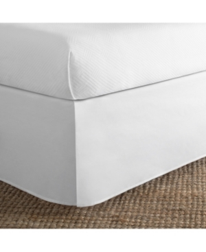 Today's Home Cotton Blend Tailored Twin Bed Skirt Bedding