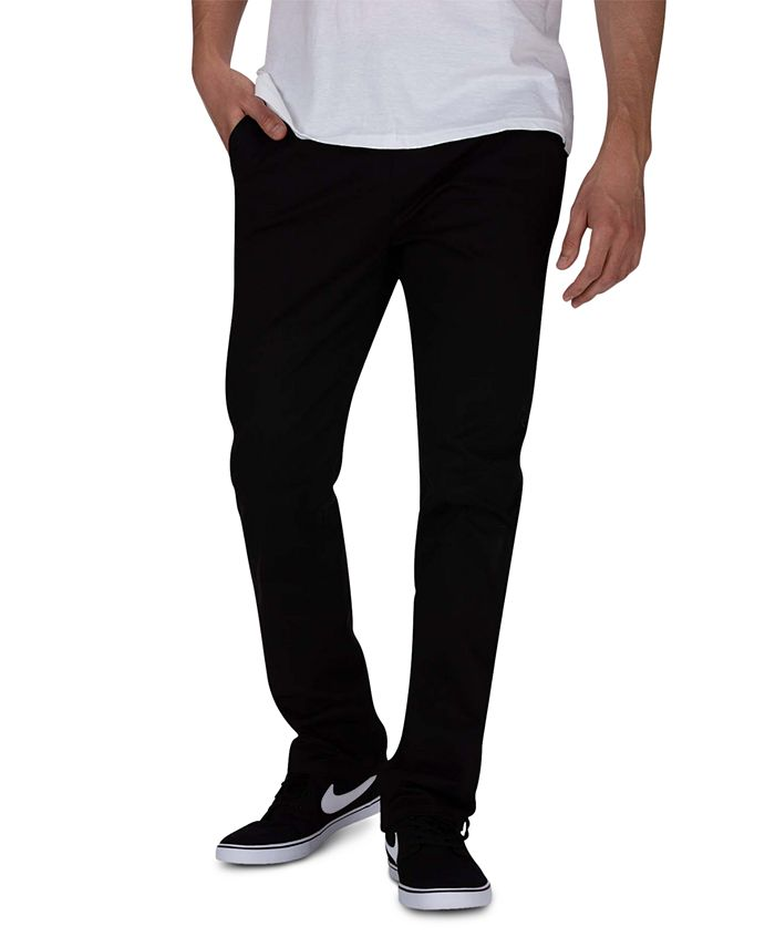 Hurley - Men's Slim-Fit Stretch Chino Pants