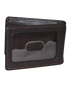 Regatta Front Pocket Money Clip Wallet