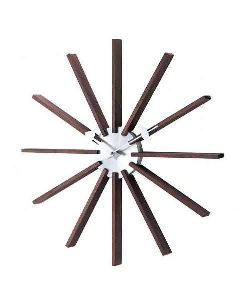 Stilnovo Square Spindle Clock
