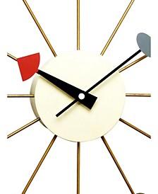 Ball Clock Multi-Colored