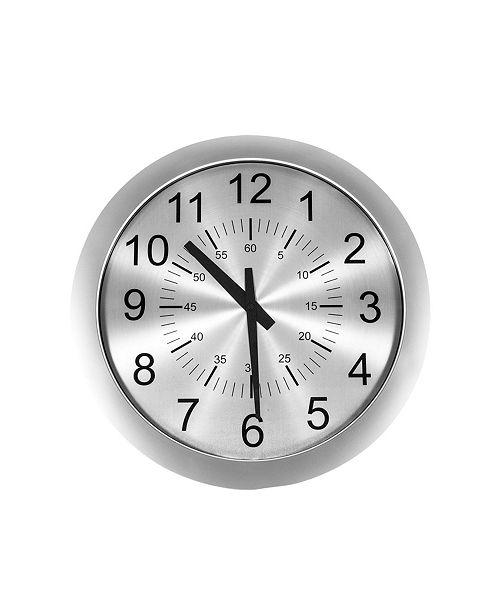 Stilnovo Modern Versatile Slim Clock