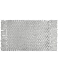 CLOSEOUT! Brussel Cotton Tassel 2-Pc. Bath Rug Set