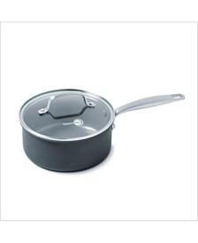 GreenPan Chatham 3-Qt. Ceramic Non-Stick Saucepan & Lid